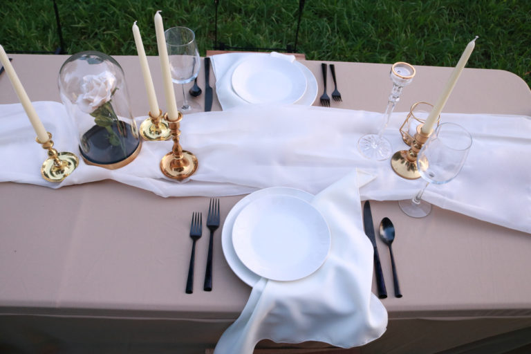 Wrinkle Free Tablecloths