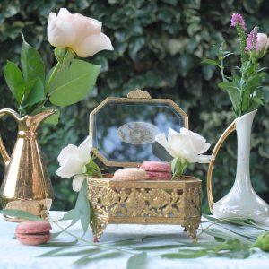 012 - Mini Antique Vases
