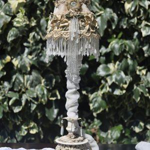 029 - Vintage Lamp