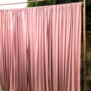 blush backdrop