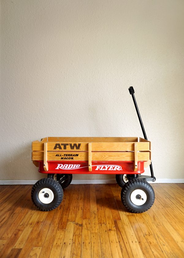 Radio Flyer All Terrain Wheel Atw