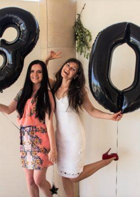 Flirty Thirty Birthday Party & Decor