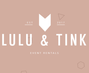 lulu and tink event rentals sacramento