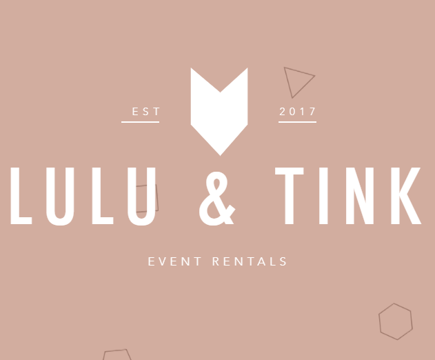 lulu and tink event rentals sacramento