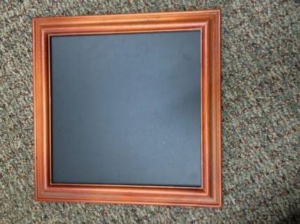Chalkboards Blank Sm Wooden Framed Chalkboard Rental