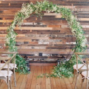 Circular Arch Backdrop