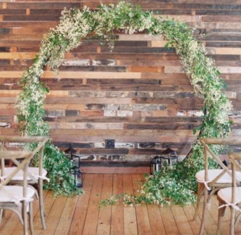 Circular Arch Backdrop