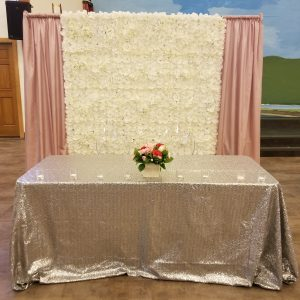 Wedding and Party Backdrop Rental - Love of Parties