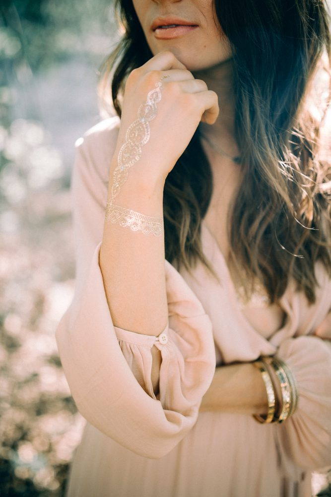 bohemian wedding boho dress style decor ideas tattoos bride
