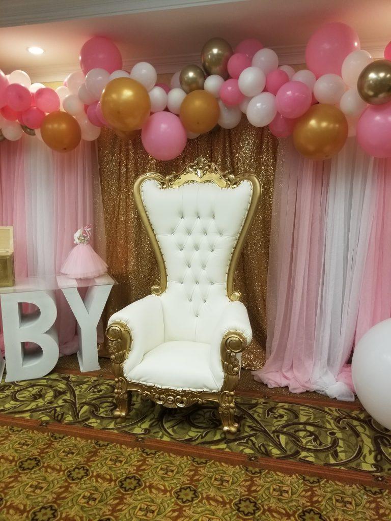 Throne Chair Eventlyst