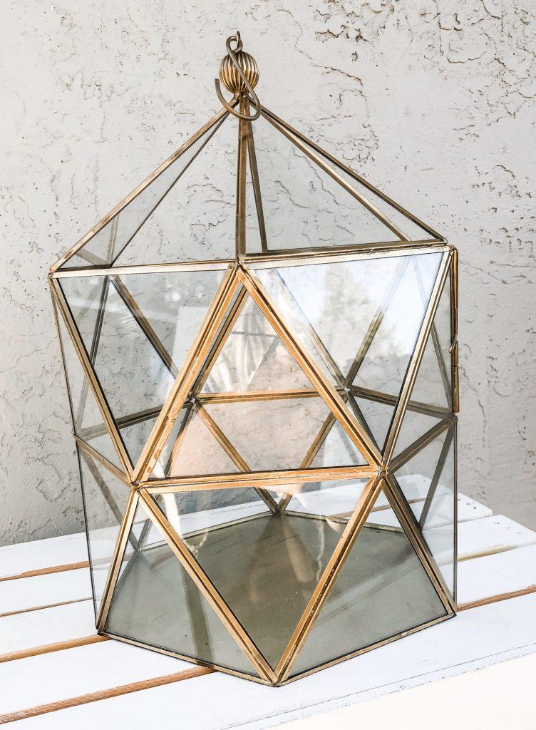 Geometric Dome Lantern Eventlyst