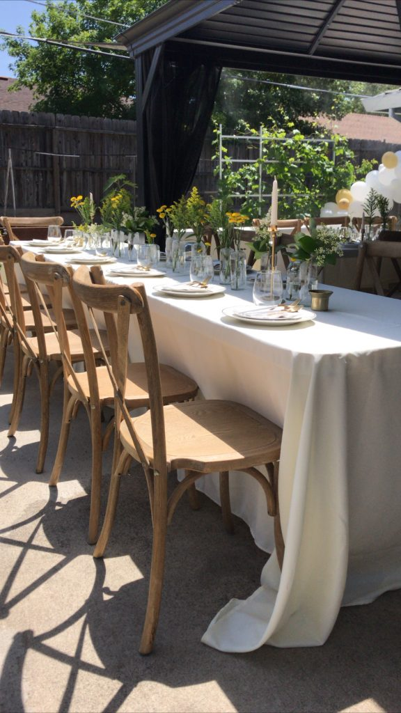 Rectangle Tablecloth Linen Eventlyst