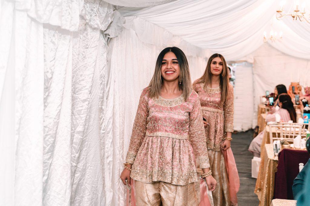 nikkah bridesmaids