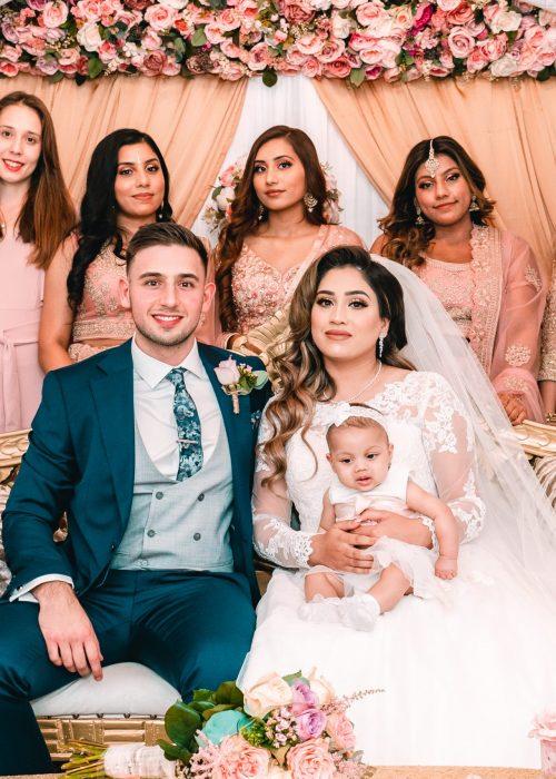 An Intimate Nikkah Wedding: A beautiful celebration despite COVID