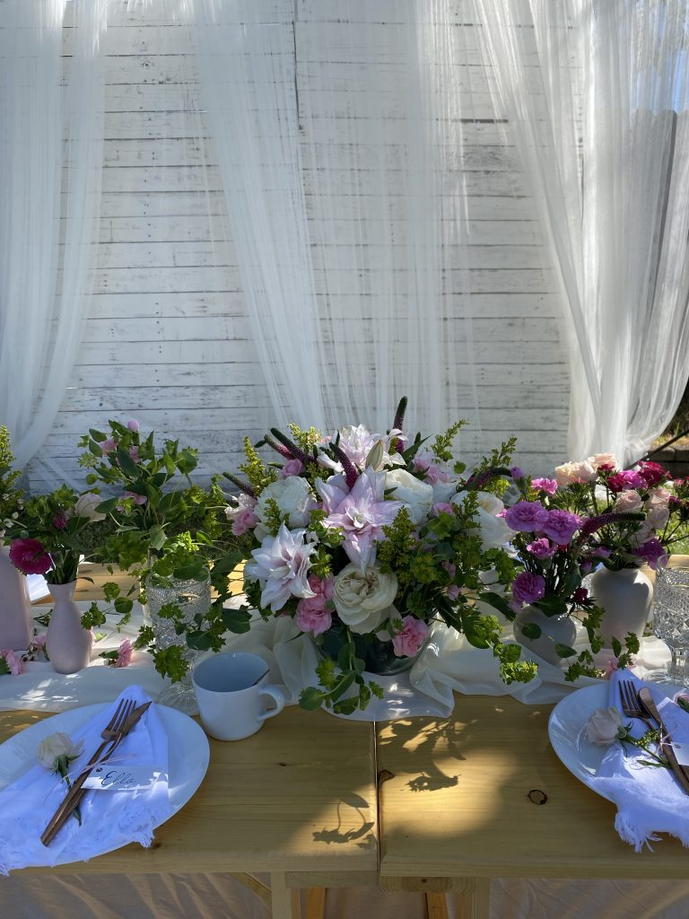 mothers day decor flowers