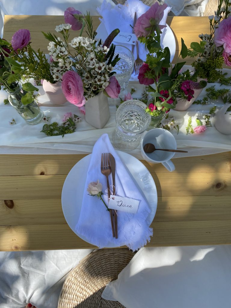 mothers day table place setting decor 2